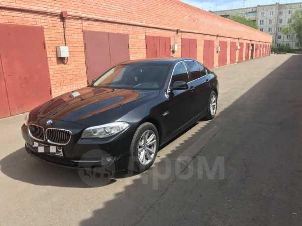 BMW 5-Series, 2012 год, 1 400 000 руб.