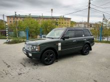 Находка Range Rover 2003
