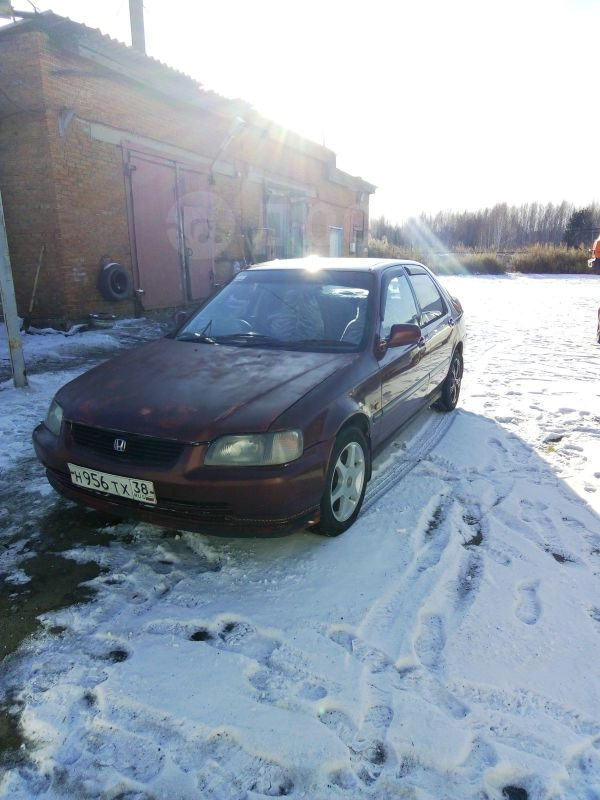 Honda Domani, 1996 год, 140 000 руб.