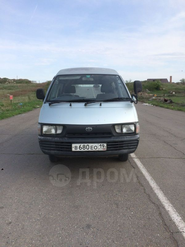 Toyota Town Ace, 1992 год, 169 000 руб.