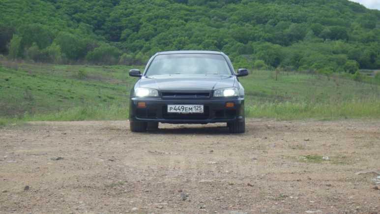 Nissan Skyline, 1999 год, 280 000 руб.