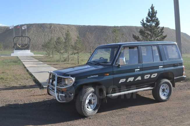 Toyota Land Cruiser Prado, 1990 год, 535 000 руб.