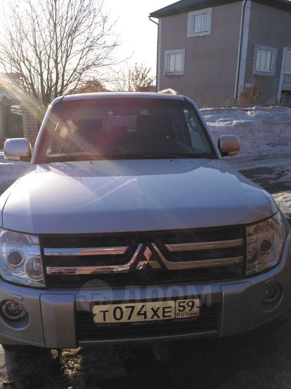 Mitsubishi Pajero, 2010 год, 1 100 000 руб.