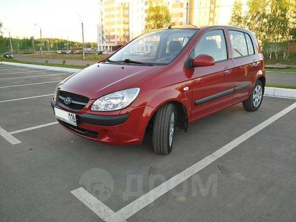Hyundai Getz, 2010 год, 365 000 руб.