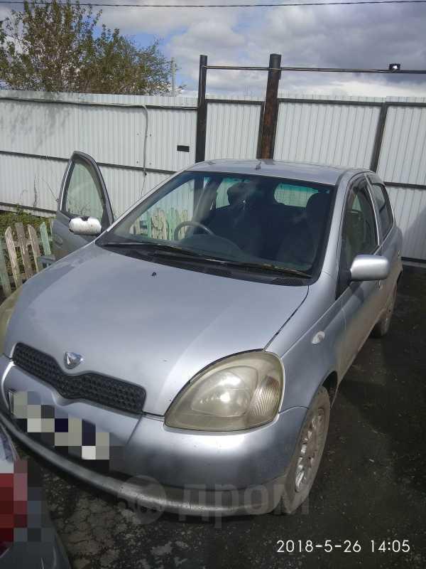 Toyota Vitz, 1999 год, 130 000 руб.