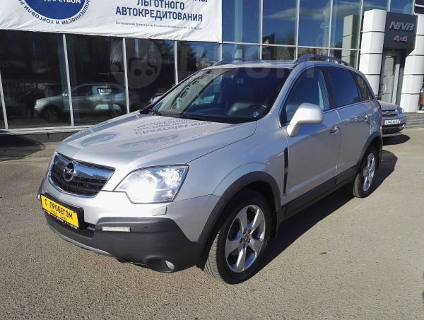 Opel Antara, 2011 год, 570 000 руб.