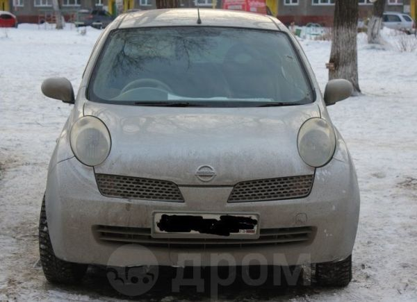 Nissan March, 2002 год, 270 000 руб.