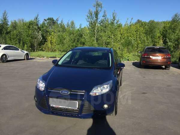 Ford Focus, 2014 год, 470 000 руб.