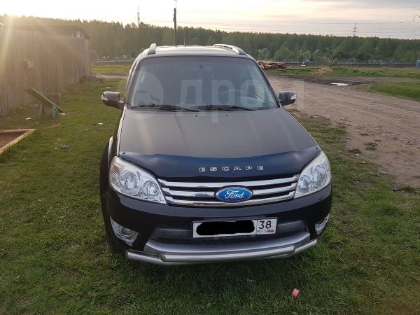 Ford Escape, 2009 год, 670 000 руб.