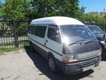 Хабаровск Hiace 1990