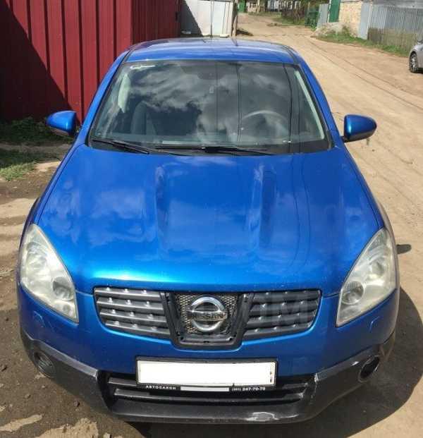 Nissan Qashqai, 2007 год, 499 000 руб.