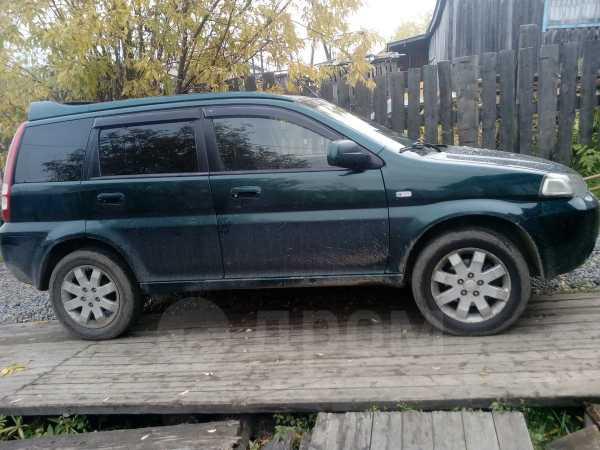 Honda HR-V, 2002 год, 350 000 руб.