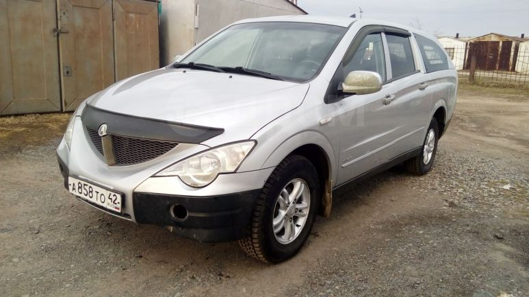 SsangYong Actyon Sports, 2008 год, 270 000 руб.