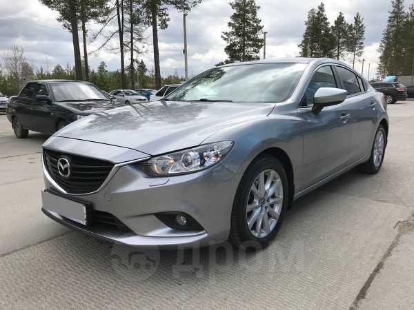 Mazda Mazda6, 2013 год, 990 000 руб.