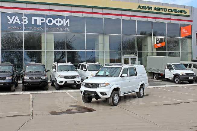 УАЗ Патриот Пикап, 2018 год, 1 099 000 руб.