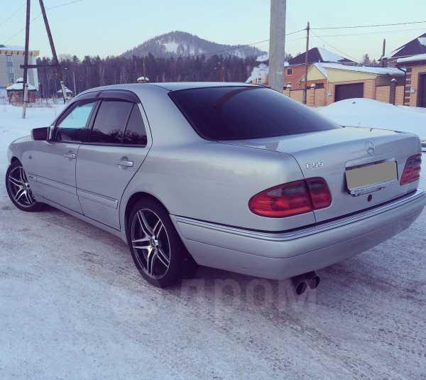Mercedes-Benz E-Class, 1997 год, 370 000 руб.