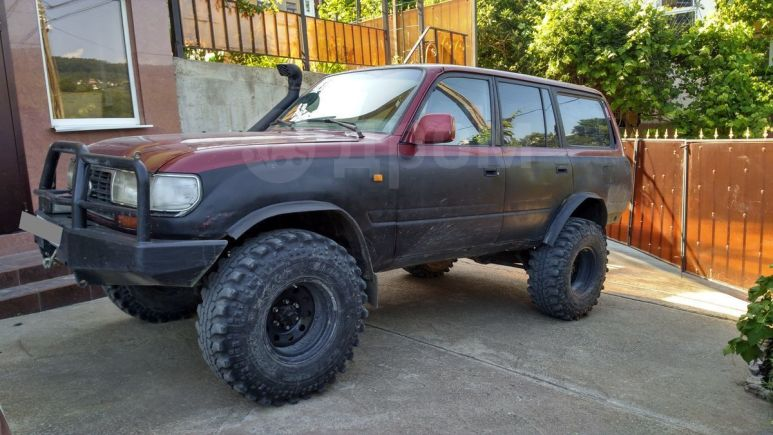 Toyota Land Cruiser, 1995 год, 555 000 руб.