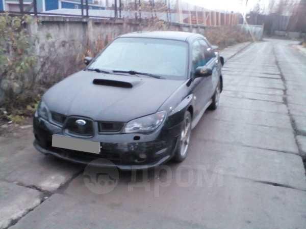 Subaru Impreza WRX, 2006 год, 300 000 руб.