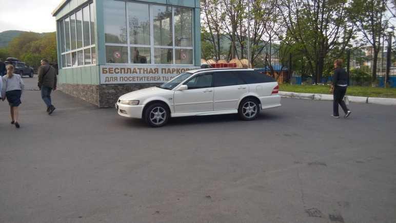 Honda Accord, 2002 год, 310 000 руб.