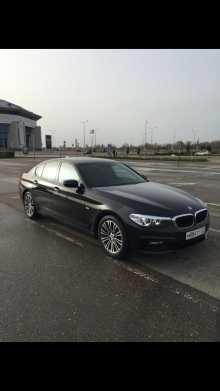 Краснодар BMW 5-Series 2017