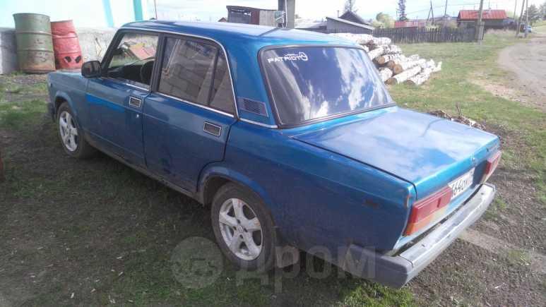 Лада 2107, 1986 год, 25 000 руб.