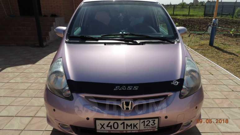 Honda Jazz, 2008 год, 390 000 руб.