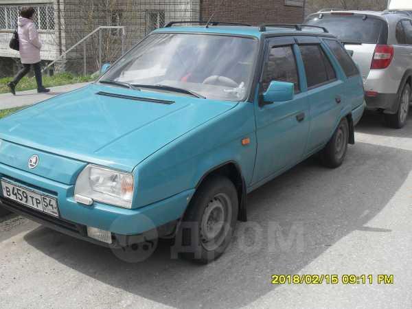 Skoda Favorit, 1992 год, 75 000 руб.