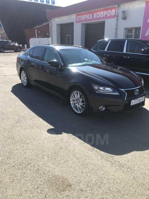 Lexus GS350, 2013 год, 1 550 000 руб.