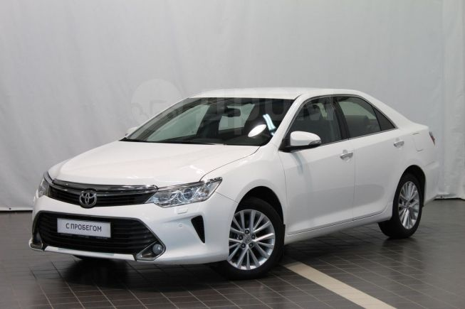 Toyota Camry, 2015 год, 1 375 000 руб.