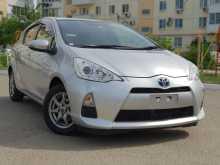 Краснодар Toyota Aqua 2015