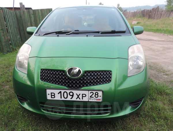 Toyota Vitz, 2005 год, 320 000 руб.