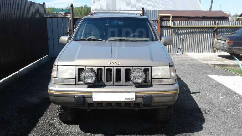 Jeep Grand Cherokee, 1995 год, 210 000 руб.