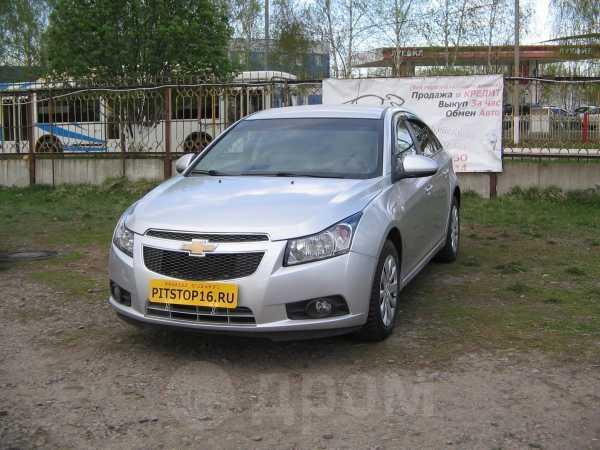 Chevrolet Cruze, 2011 год, 442 000 руб.