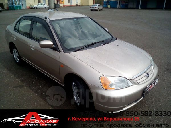 Honda Civic Ferio, 2002 год, 259 000 руб.