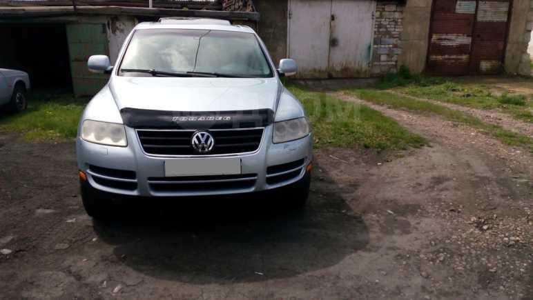 Volkswagen Touareg, 2004 год, 500 000 руб.