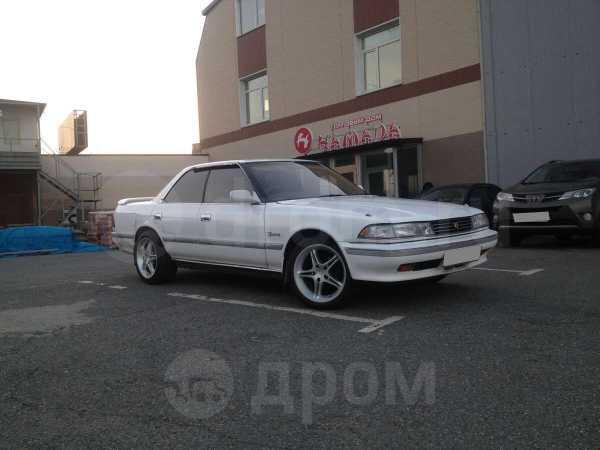 Toyota Mark II, 1991 год, 160 000 руб.