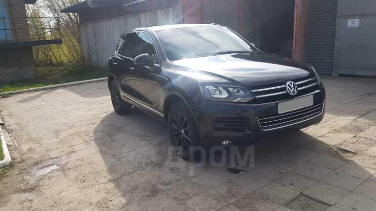 Volkswagen Touareg, 2012 год, 1 495 000 руб.
