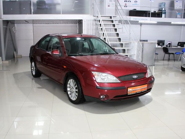 Ford Mondeo, 2002 год, 249 900 руб.