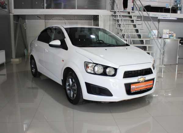 Chevrolet Aveo, 2013 год, 419 900 руб.