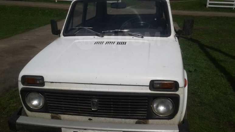 Лада 4x4 2121 Нива, 1986 год, 25 000 руб.