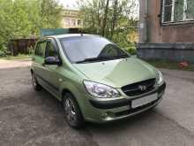 Hyundai Getz, 2008 г., Новокузнецк