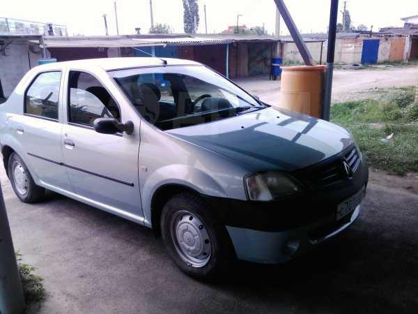 Renault Logan, 2006 год, 185 000 руб.