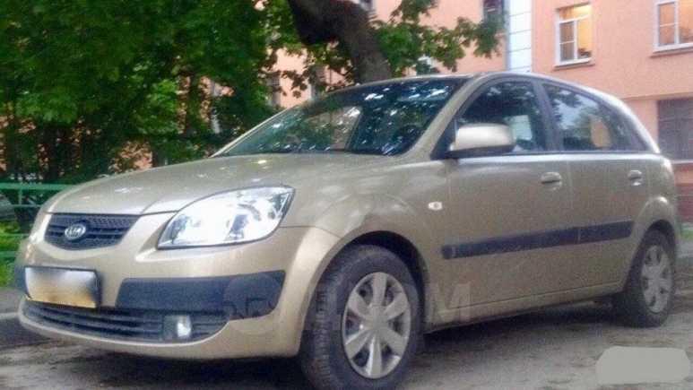 Kia Rio, 2006 год, 285 000 руб.