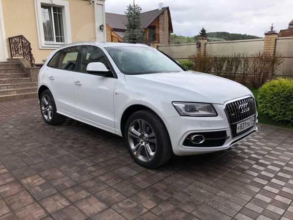 Audi Q5, 2014 год, 1 750 000 руб.
