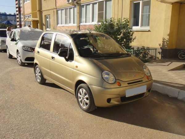 Daewoo Matiz, 2010 год, 155 000 руб.