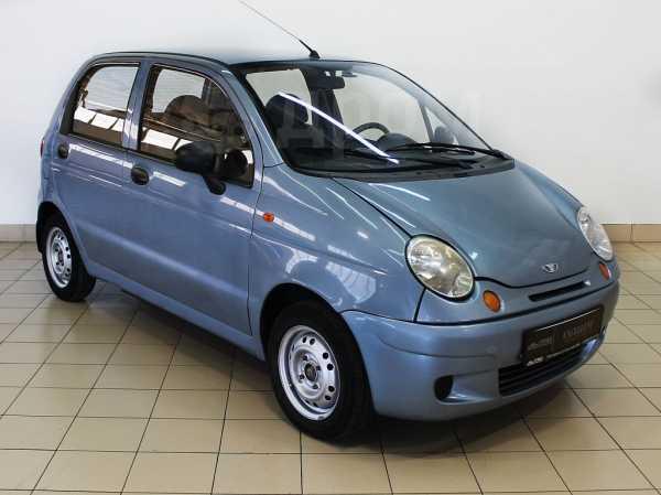 Daewoo Matiz, 2010 год, 119 900 руб.