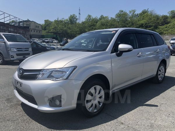 Toyota Corolla Fielder, 2016 год, 720 000 руб.