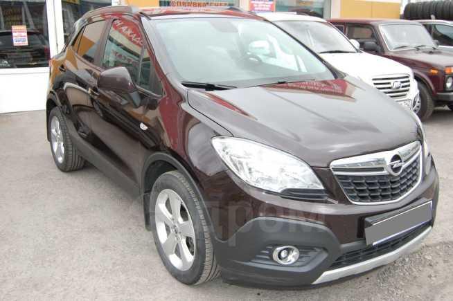 Opel Mokka, 2013 год, 820 000 руб.
