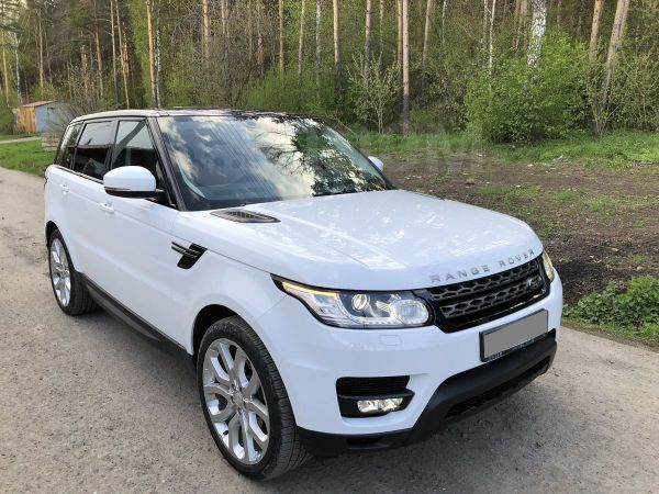 Land Rover Range Rover Sport, 2015 год, 3 398 000 руб.