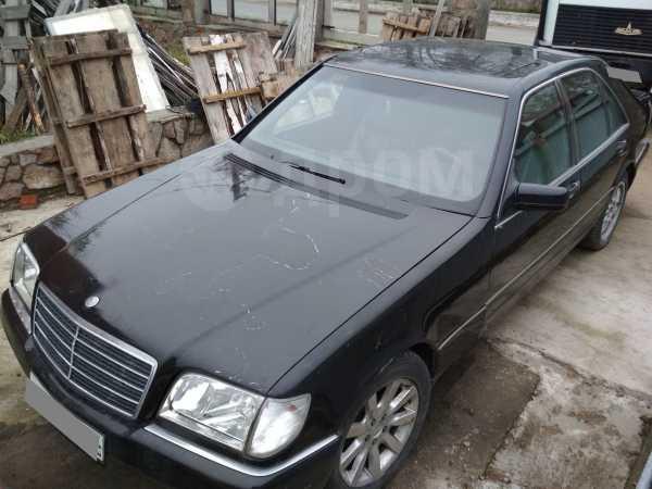 Mercedes-Benz S-Class, 1995 год, 300 000 руб.
